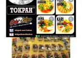 Tokpah Nasi Kukus Food Delivery