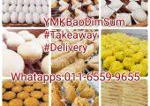 YMK Bao Dim Sum Food Delivery