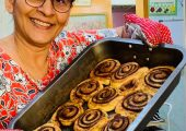 Amarjit's Kitchen Cinnamon Rolls and More Delivery Service