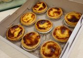 Cravings Macau Egg Tart Delivery Service
