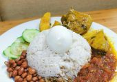 Et's Kitchen Homemade Signature Nasi Lemak Delivery