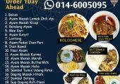 Makan Makan Penang Bento Delivery