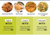 Mama Yong Vege Food Delivery Service