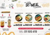 Ninecha Penang Food Delivery