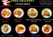 Penang Hokang Food Delivery
