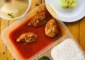 Santorini Cafe Penang Food Delivery