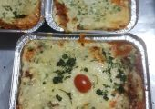 Thila's Vegetarian Lasagna Delivery Service
