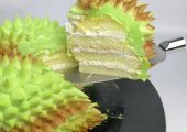 Grace's Durian Cake Delivery