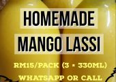 Shankar Homemade Mango Lassi Delivery