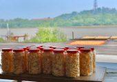 Yen's Kuala Selangor Fresh Prawn Cracker Delivery