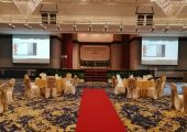 Grand Ballroom at De.Wan Bangi Resort Hotel