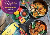 Deepavali Special Mini Party Pack – Dine at Home Platter